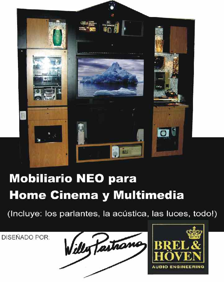 Modelo - Muebles para equipo de sonido ...
